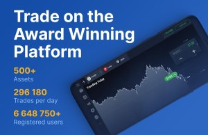 Android IQ Option – Online Investing Platform Screen 4