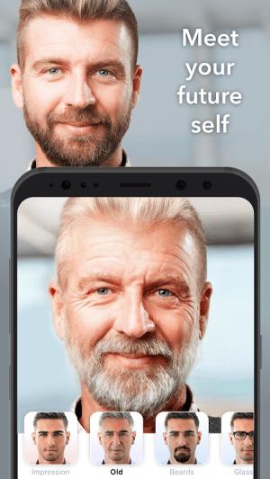 FaceApp - AI Face Editor 3.5.6 Screen 1