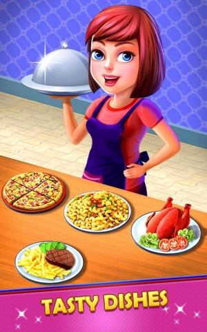Restaurant Tycoon : cooking game❤️🍕⏰ 7.1c Screen 3