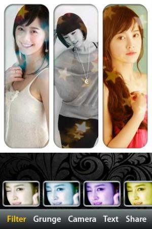 Android Photo Effects Pro - Camera Art Screen 3