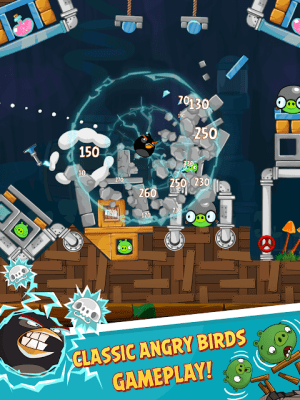 Android Angry Birds Classic Screen 8
