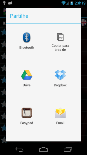 English Portuguese dict. FREE 3.1.0 Screen 2