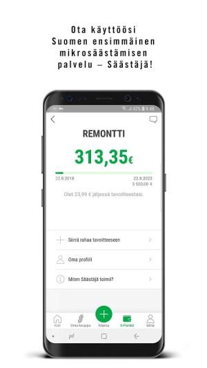 S-mobiili 2.5.0 Screen 4