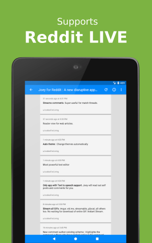 Joey for Reddit 1.7.5 Screen 22