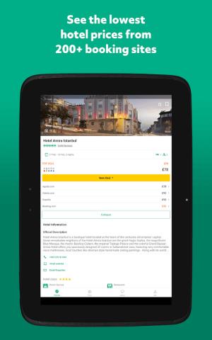 TripAdvisor Hotels Restaurants 30.0 Screen 15
