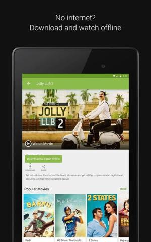 Android Hotstar Live TV Screen 6