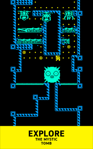 Tomb of the Mask 1.4.1 Screen 9