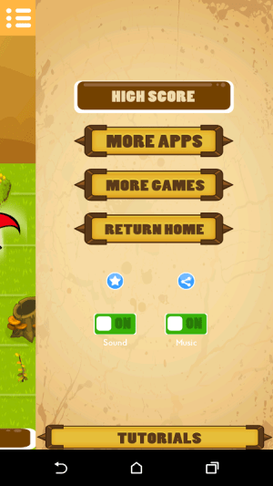 Android Heroes Empire Screen 6