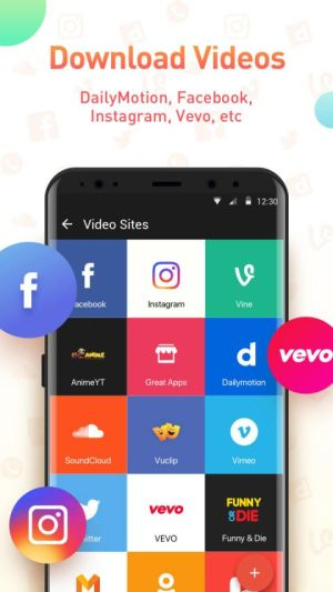 Youtube Video Downloader - SnapTube Pro 4.55.0.4552910 Screen 1