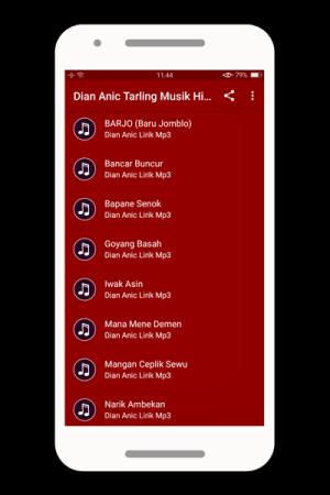 Kumpulan Lagu Dian Anic Tarling Full Album 9.0 Screen 1