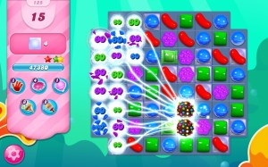 Android Candy Crush Saga Screen 16