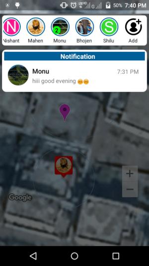TrueMap - Location Sharing app 1.2.2 Screen 3