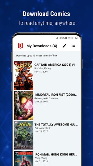 Marvel Unlimited 6.3.0 Screen 14