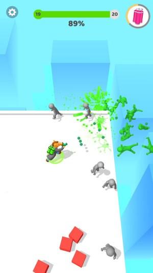 Paintman 3D - Stickman shooter 2.2.2 Screen 6