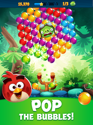 Angry Birds POP Bubble Shooter 3.78.0 Screen 7