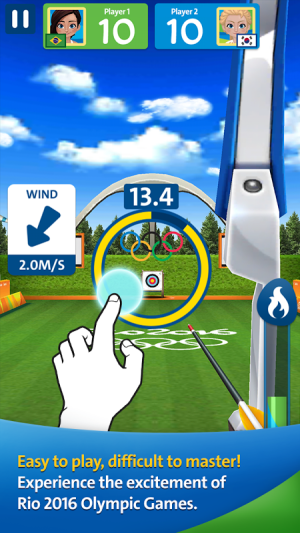 Rio 2016 Olympic Games 1.0.42 Screen 1