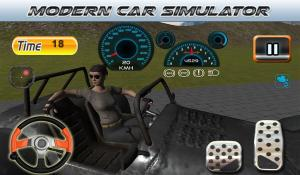Android Parking Revolution: Super Car Offroad Hilly Driver Screen 12