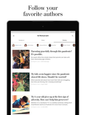 The Washington Post 5.9.1 Screen 8