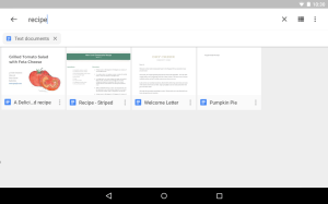 Google Drive 2.19.112.07.32 Screen 3