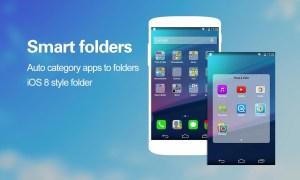 IO Launcher (Lollipop + iOS 8) 2.6 Screen 1