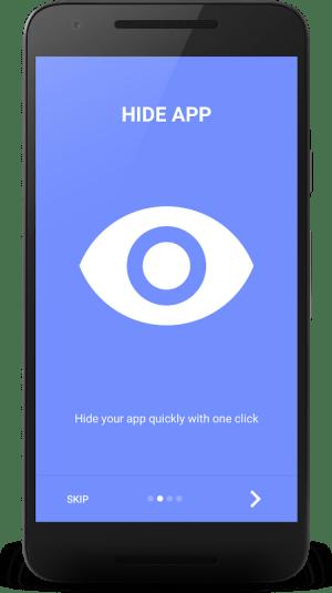 Hide Apps Plus 3.3 Screen 3