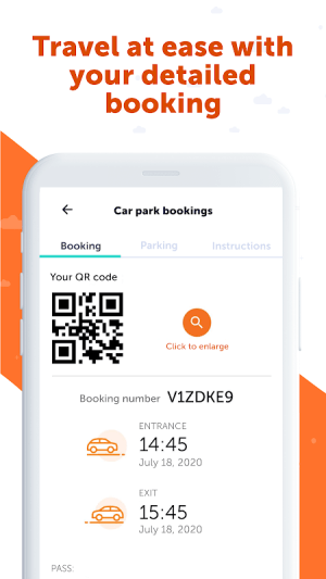 Parclick – Find and Book Parking Spaces 3.3.1.0 Screen 5