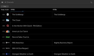 XFINITY Stream 4.10.2.013 Screen 7