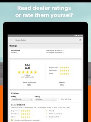 mobile.de – Germany's largest car market 7.27.1 Screen 14