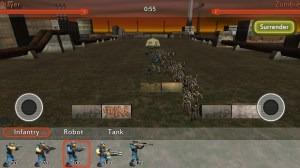 Android Zombie War Dead World 2 Screen 4