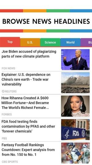 SmartNews: Local Breaking News 8.4.1 Screen 5