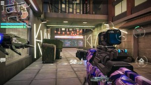 Infinity Ops: Online FPS 1.3.3 Screen 1