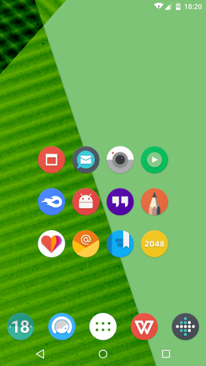 Kiwi UI Icon Pack 1.0.8 Screen 6