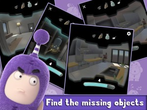 Android Oddbods Hot & Cold Hidden Object VR Game Screen 13