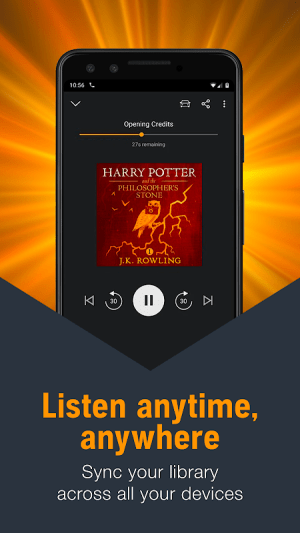 Audible - Audiobooks and original series 2.63.0 Screen 4