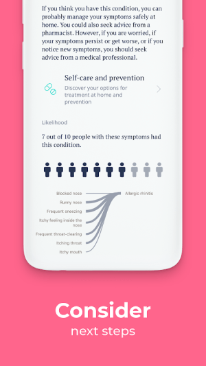 Ada – your health companion 2.49.0 Screen 1