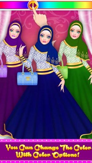 Hijab Fashion Doll Dress Up 1.2 Screen 14