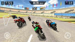 Android Bike Race X Speed Screen 3