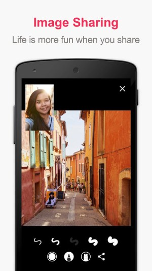 JusTalk - Free Video Calls and Fun Video Chat 7.4.29 Screen 1