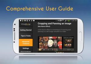 Android KineMaster Pro – Editor de Vídeos Screen 4