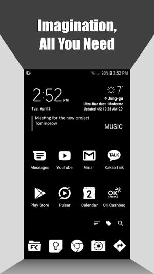 Total Launcher 2.7.4 Screen 4
