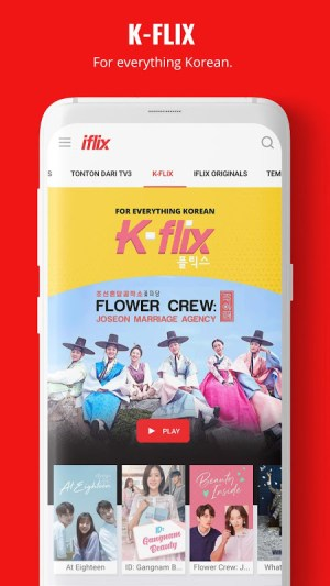 iflix - Movies, TV Series, Live Sports & News 3.37.0-18948 Screen 2
