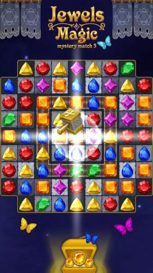 Jewels Magic: Mystery Match3 20.1026.01 Screen 1