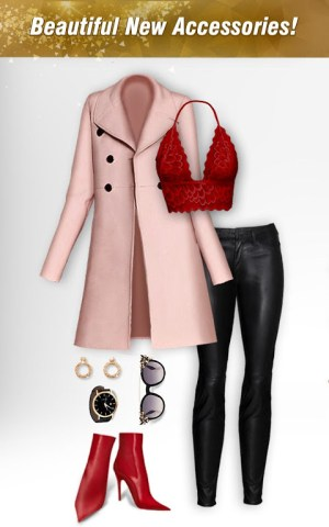 Android International Fashion Stylist: Model Design Studio Screen 1