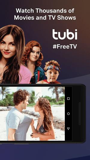 Tubi TV - Free Movies & TV 2.14.3 Screen 1