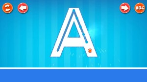 ABC Alphabet Tracing 1.3 Screen 2