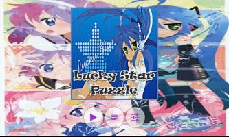 Lucky Star Puzzle Screen