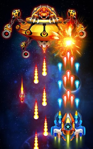 Space shooter - Galaxy attack - Galaxy shooter 1.407c Screen 10