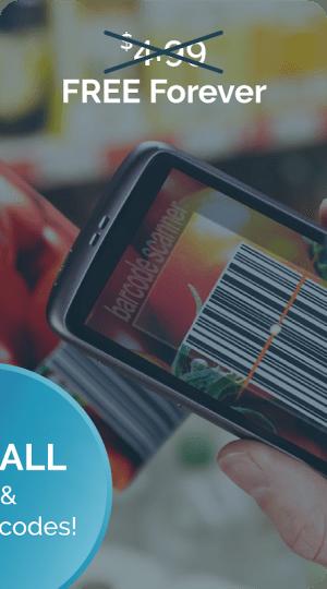 FREE QR Barcode Scanner:QR Scanner/QR Reader 0.125.0 Screen 5