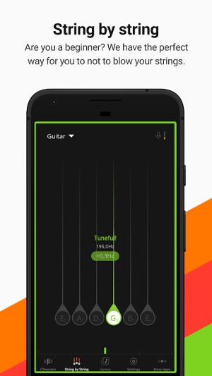 Cifra Club Tuner 3.4.18 Screen 1