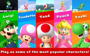 Super Mario Run 3.0.16 Screen 2
